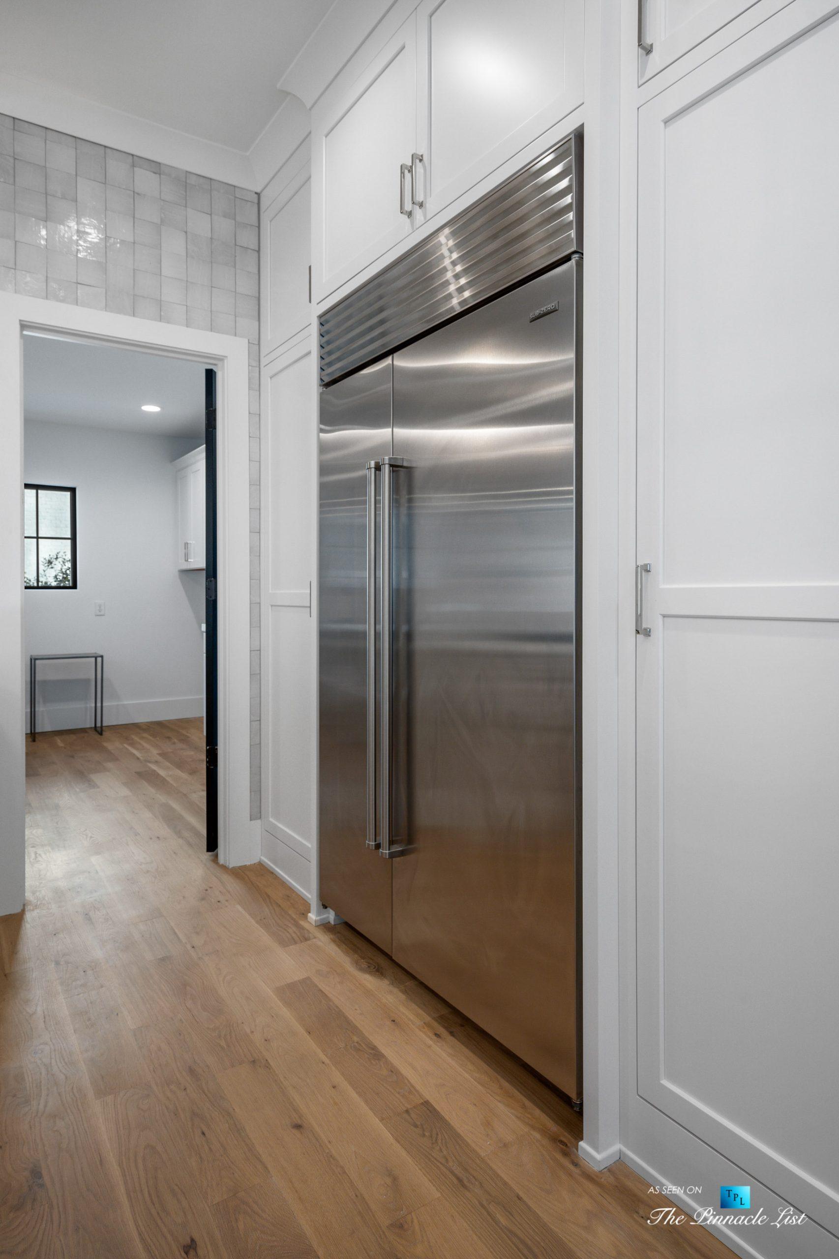 447 Valley Rd NW, Atlanta, GA, USA – Kitchen Fridge – Luxury Real Estate – Tuxedo Park Home