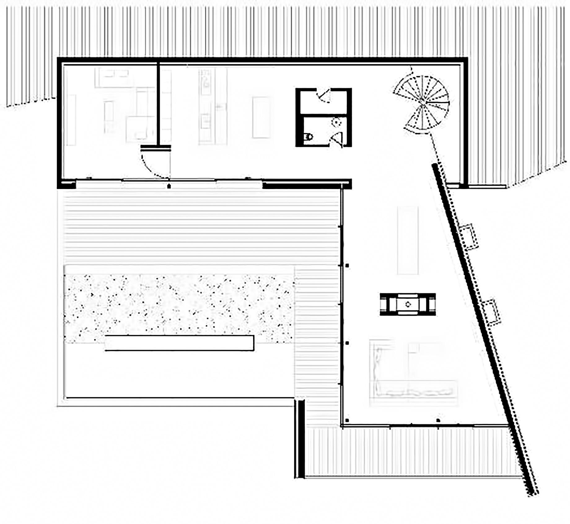 Floor Plans – Villa Carona Luxury Residence – Lugano, Switzerland