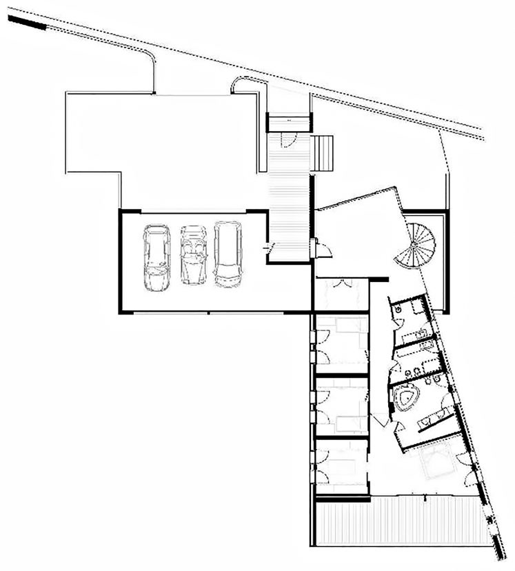Floor Plans - Villa Carona Luxury Residence - Lugano, Switzerland
