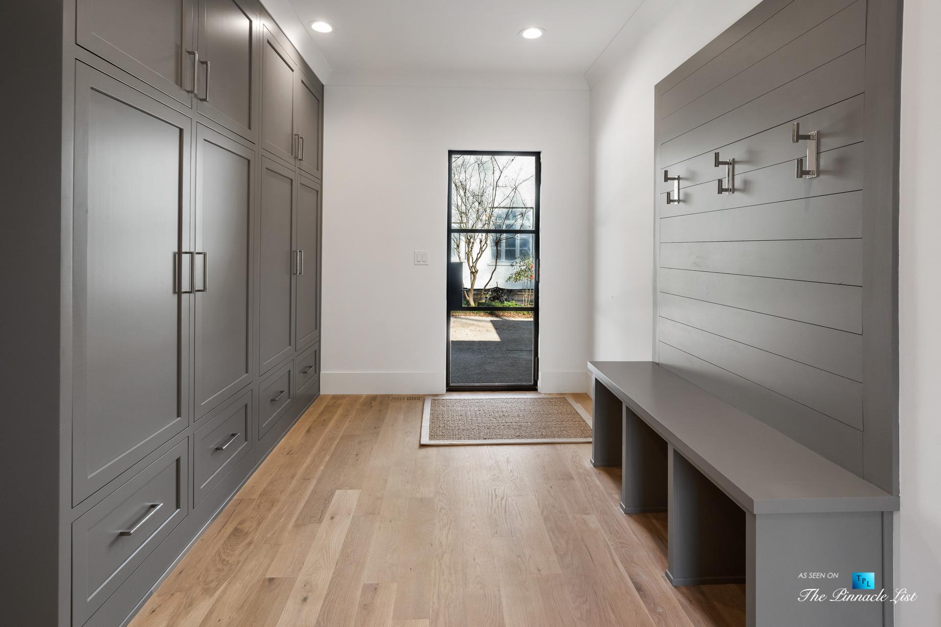 447 Valley Rd NW, Atlanta, GA, USA – Storage and Wardrobe – Luxury Real Estate – Tuxedo Park Home