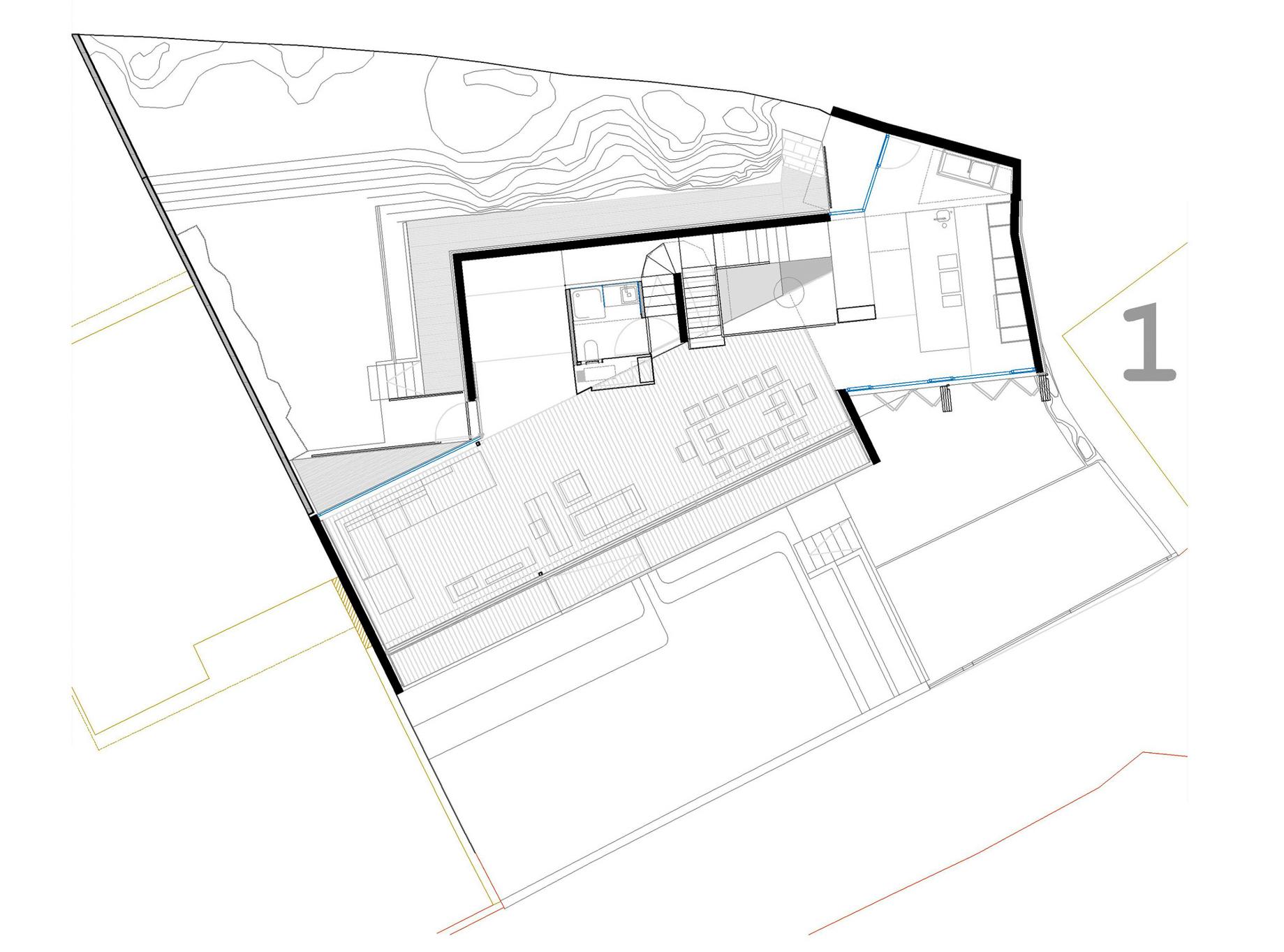 Floor Plans – Dezanove Luxury House Residence – Galicia, Spain