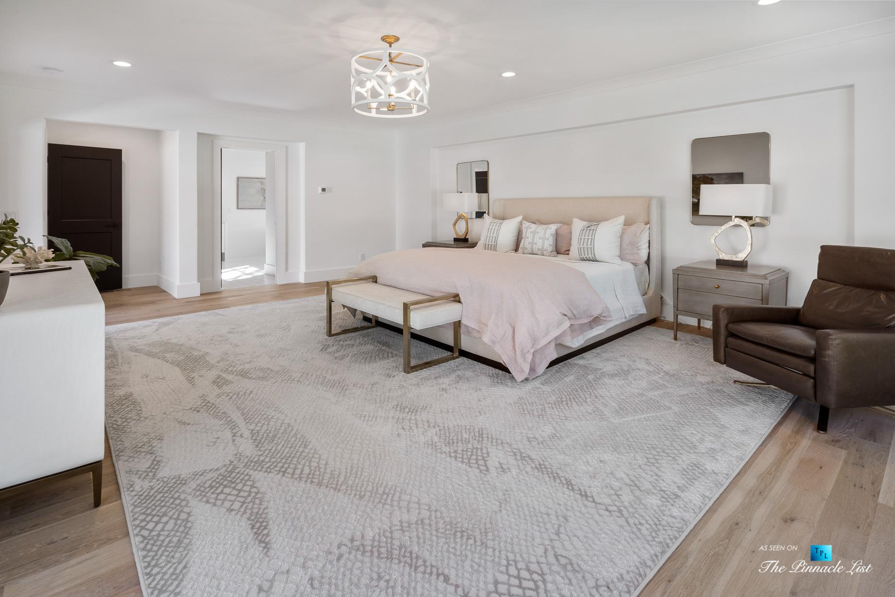 447 Valley Rd NW, Atlanta, GA, USA - Master Bedroom - Luxury Real Estate - Tuxedo Park Home