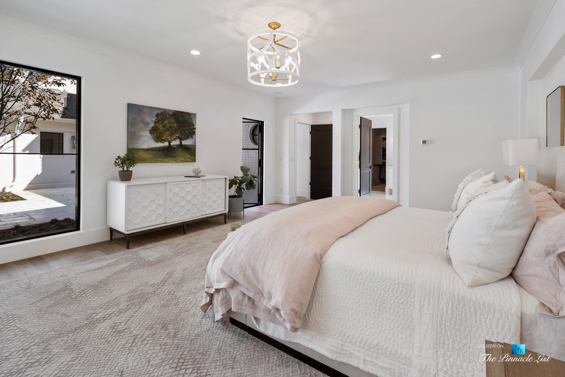 447 Valley Rd NW, Atlanta, GA, USA – Master Bedroom – Luxury Real Estate – Tuxedo Park Home