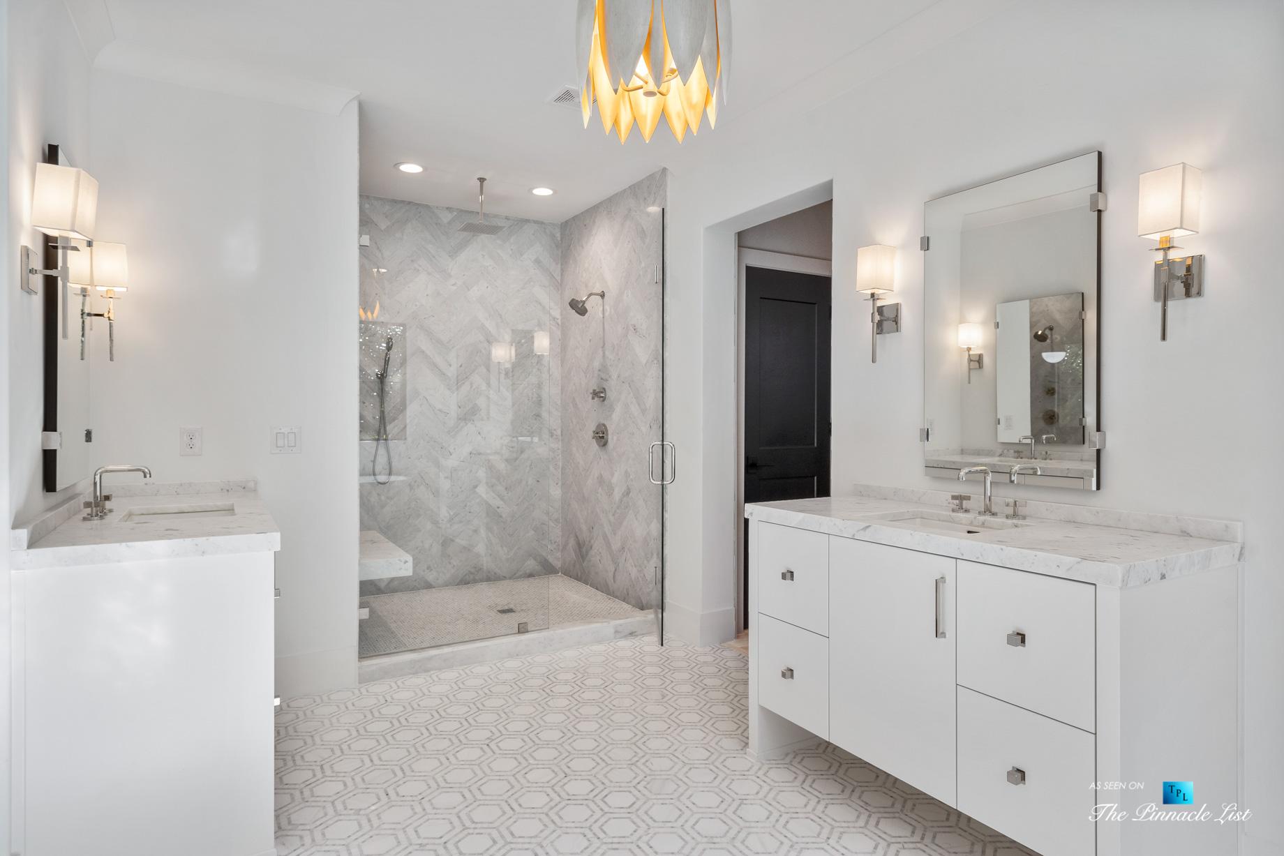 447 Valley Rd NW, Atlanta, GA, USA – Master Bathroom – Luxury Real Estate – Tuxedo Park Home