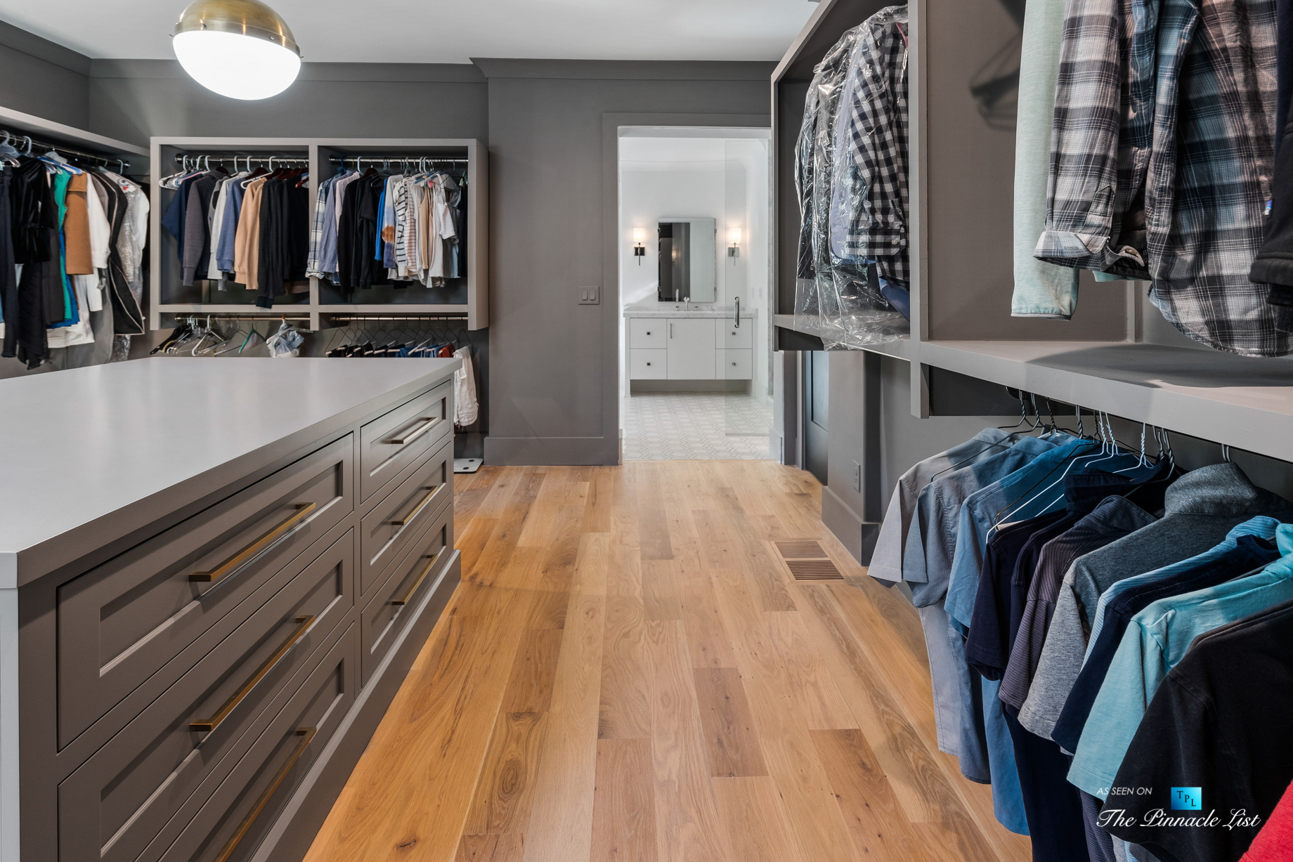 447 Valley Rd NW, Atlanta, GA, USA – Master Bedroom Walk In Closet Room – Luxury Real Estate – Tuxedo Park Home