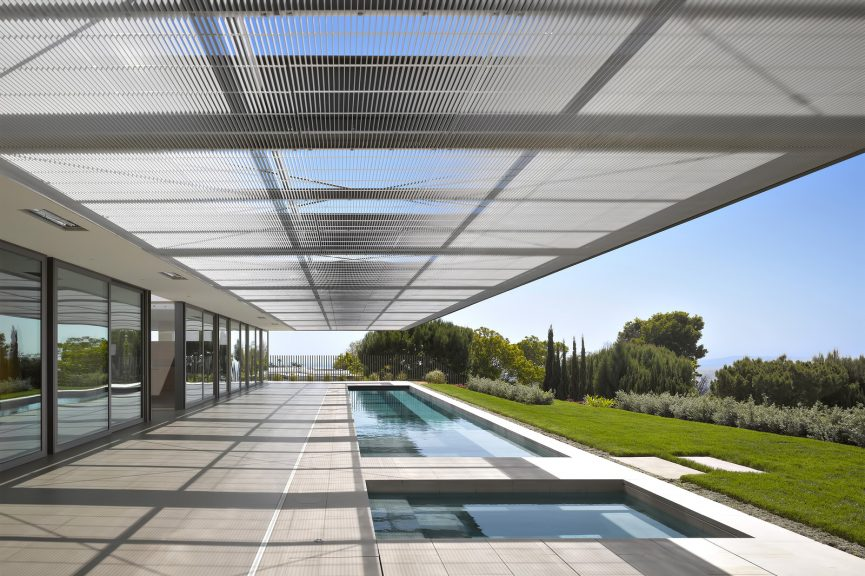 Double Stick House - Trousdale Estates, Beverly Hills, CA, USA