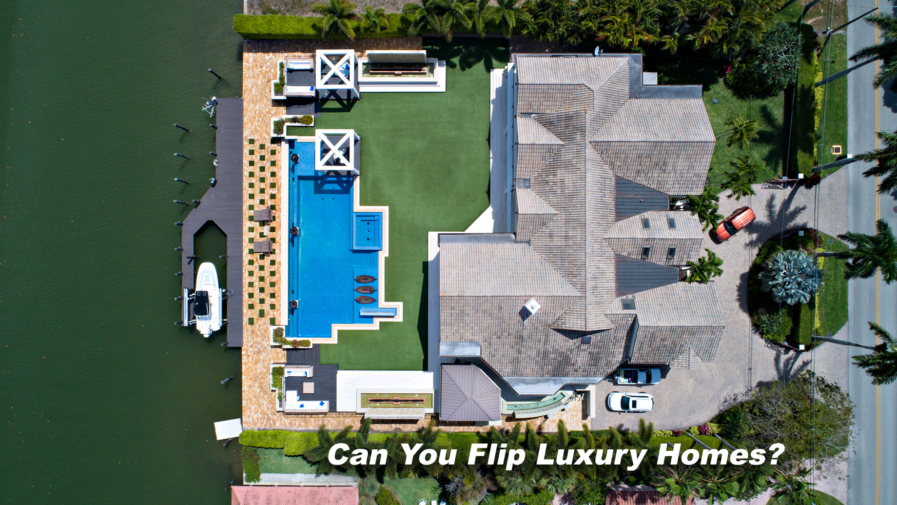 Can You Flip Luxury Homes?