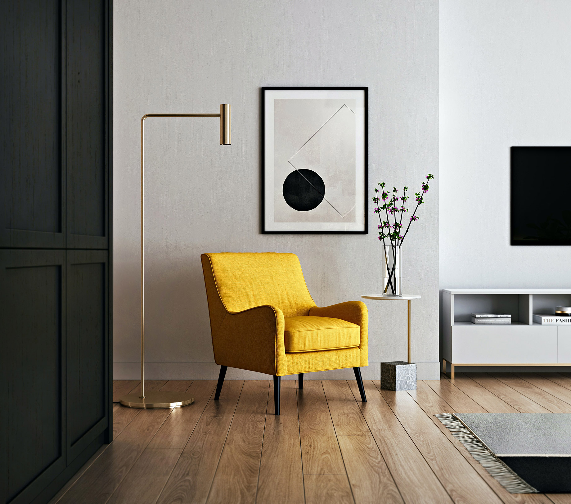 Create a Focal Point - Interior Design