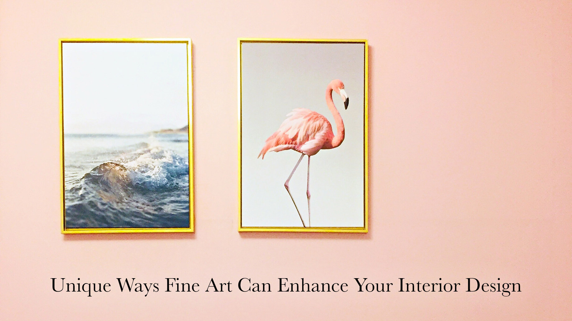Unique Ways Fine Art Can Enhance Your Interior Design