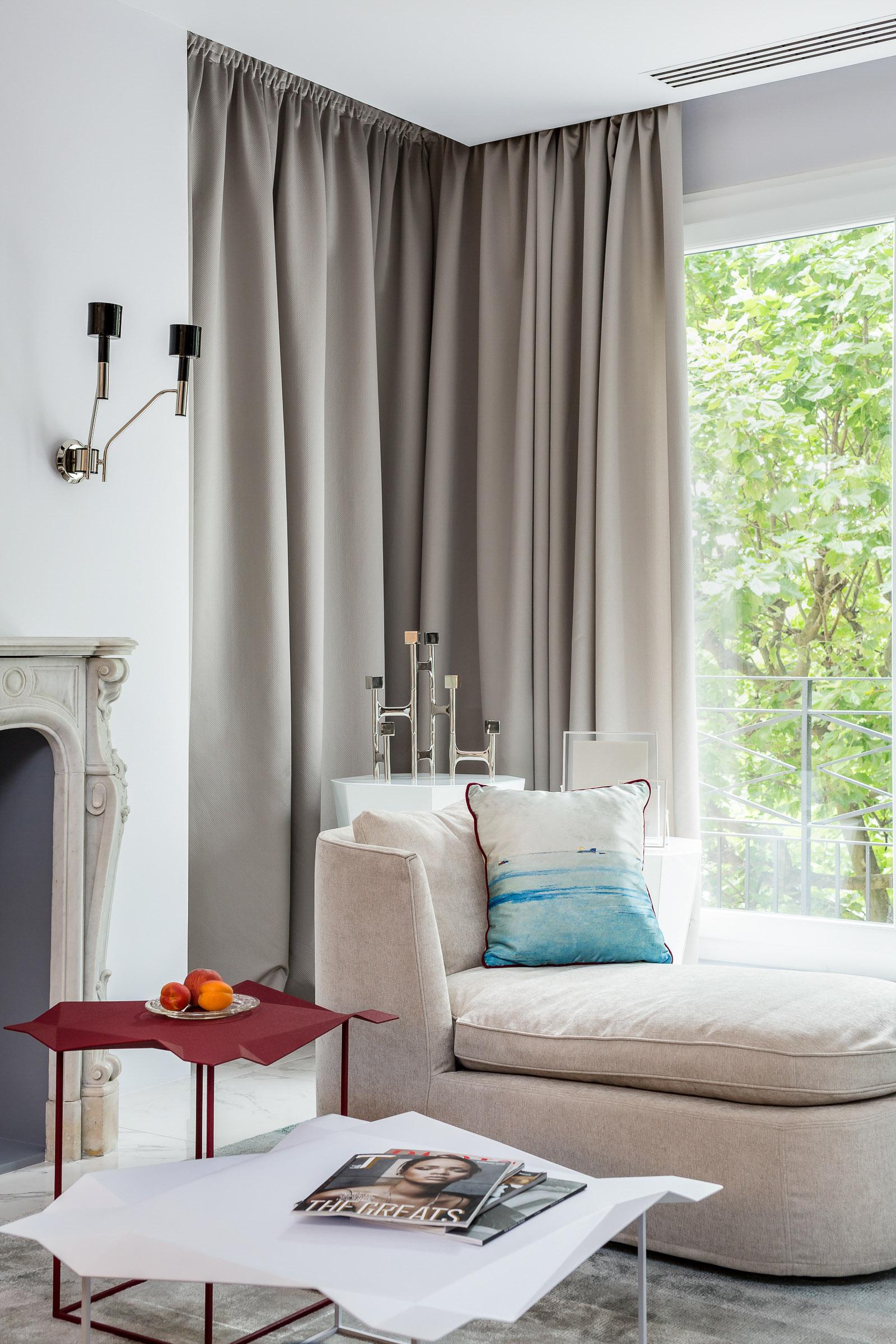 Belle Nouvelle Interior Design Paris, France - Nika Vorotyntseva