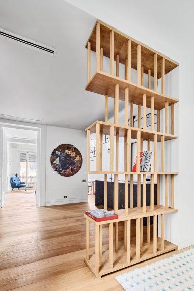 Casa NB8 Interior Barrio de Salamanca, Madrid, Spain - Lucas y Hernandez-Gil