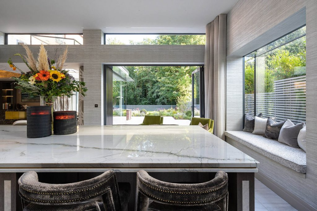 Kensington Home Interior Design London, UK - Kris Turnbull