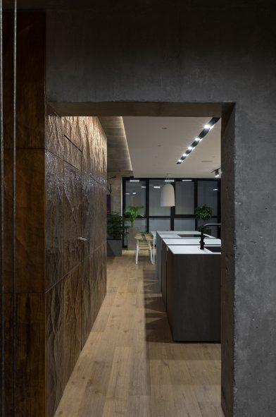 Mod Apartment Interior Design Kiev, Ukraine - Sergey Makhno Architects