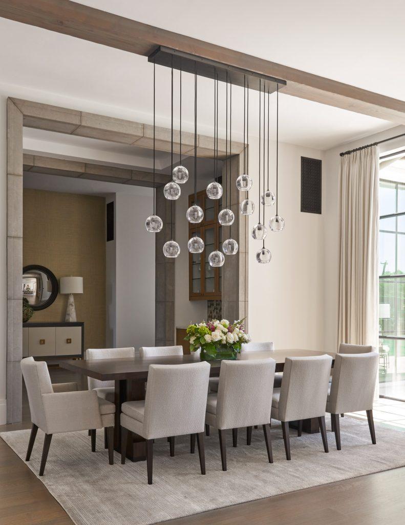 Deloache Ave Residence Interior Design Dallas, TX, USA - Allison Seidler