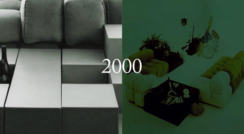 Camaleonda Classic Sofa Collection B&B Italia - Mario Bellini - 2000