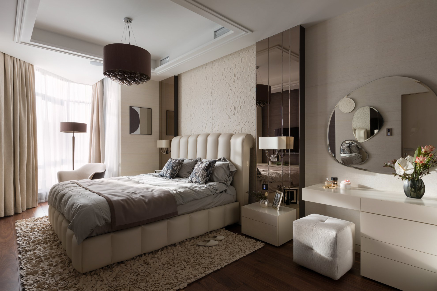 Pecher SKY Apartment Interior Design Kiev, Ukraine – Nataly Bolshakova
