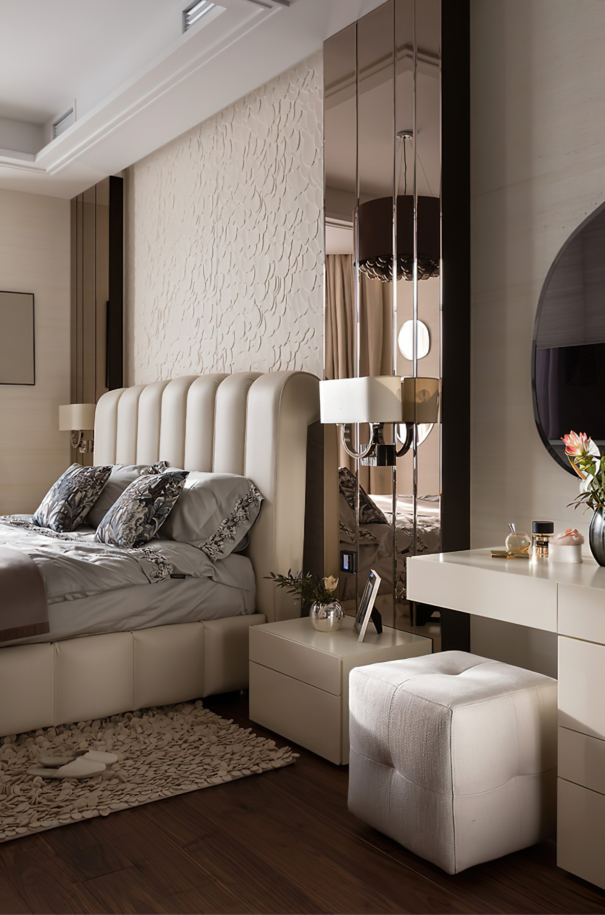 Pecher SKY Apartment Interior Design Kiev, Ukraine - Nataly Bolshakova