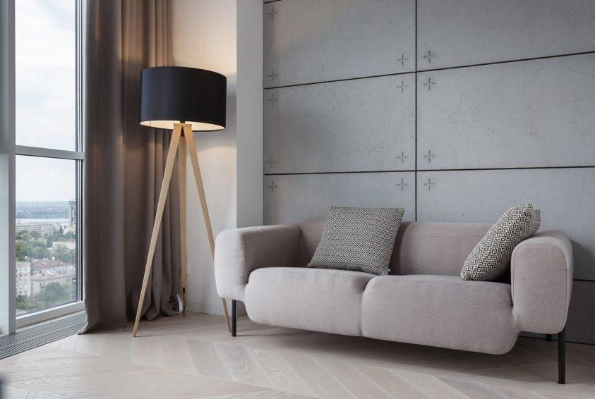 River View Apartment Interior Design Dnipro, Ukraine - Svoya Studio