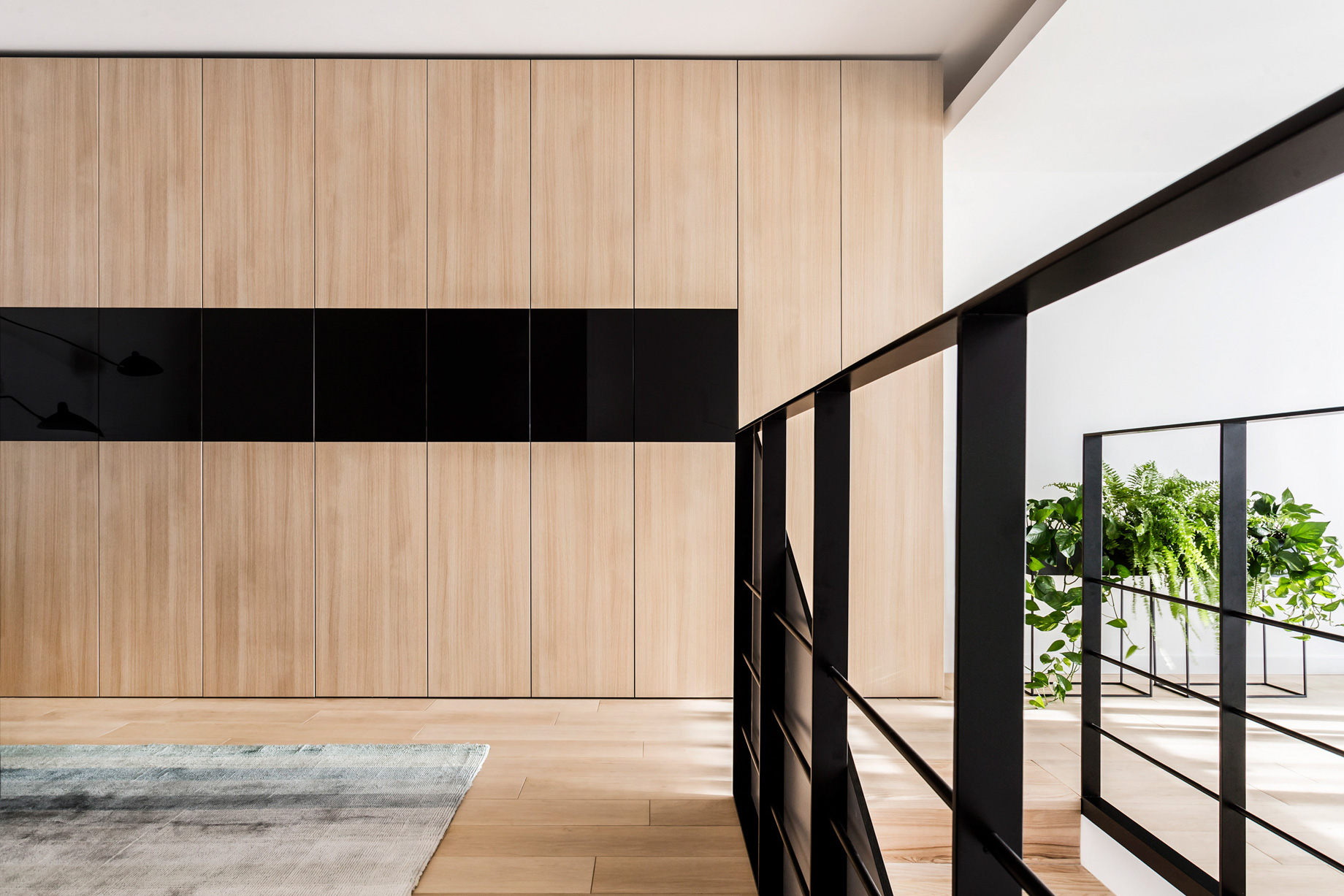 Sonyachna Brama Apartment Interior Design Kiev, Ukraine - Lugerin Architects