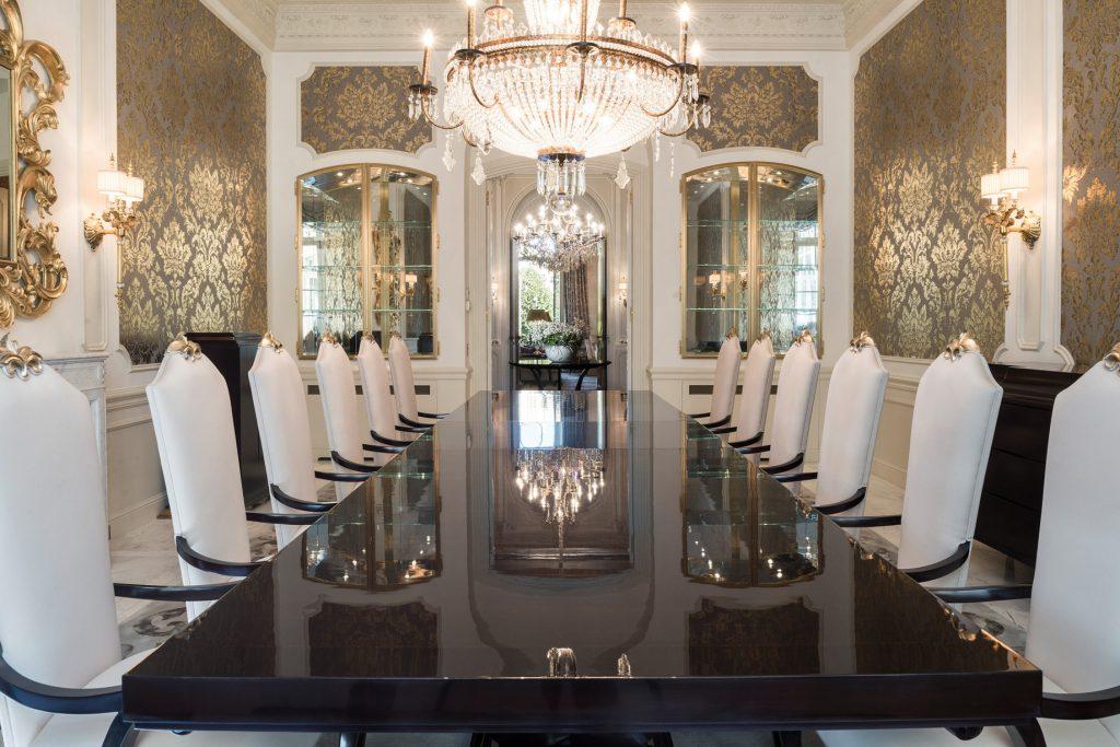 Avenue Foch Apartment Interior Design Paris, France - Kris Turnbull