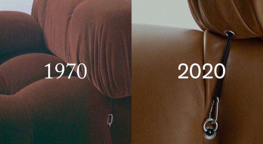 Camaleonda Classic Sofa Collection B&B Italia - Mario Bellini - 1970 to 2020