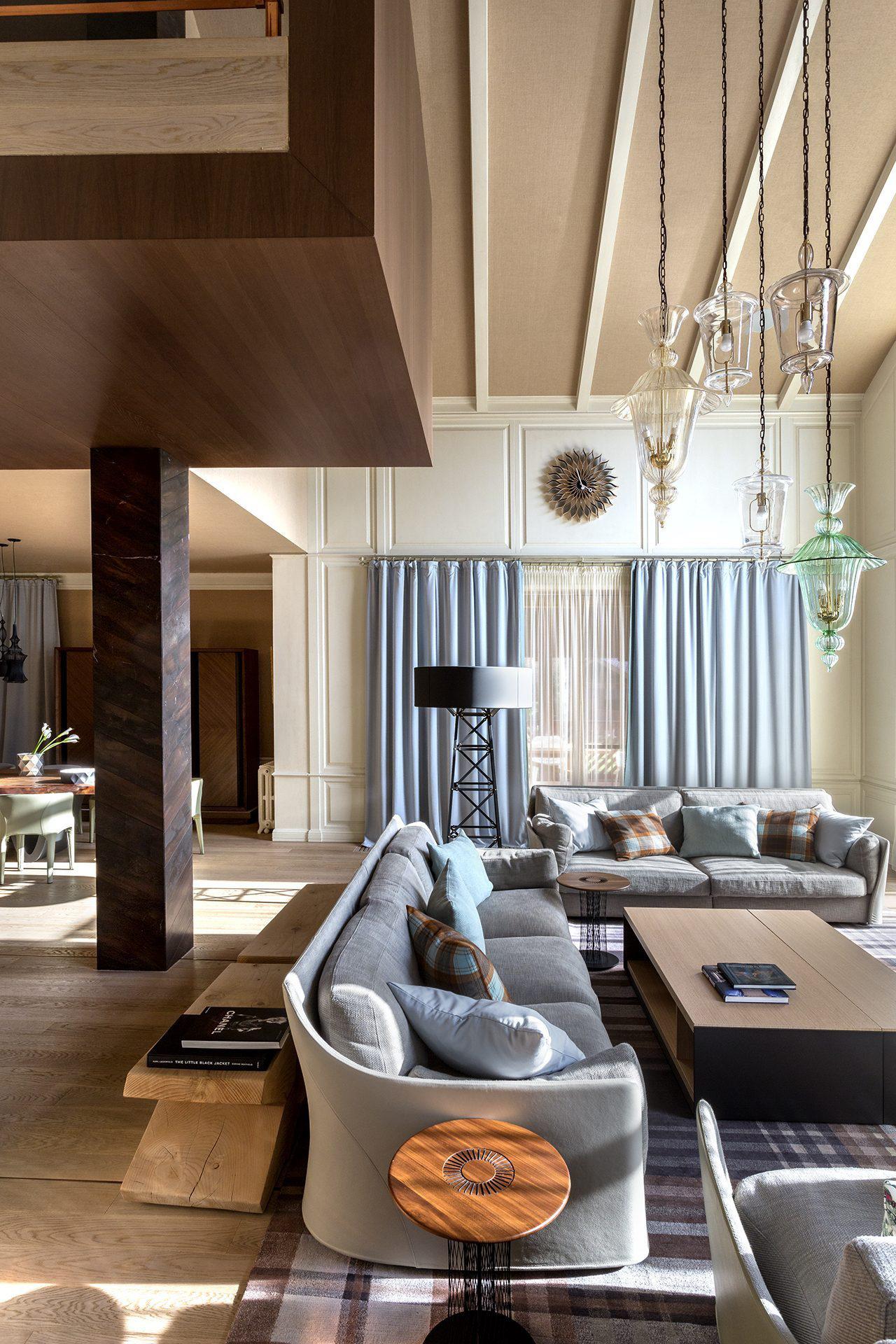 Maison de Charme Interior Design Kiev, Ukraine – Elena Dobrovolska