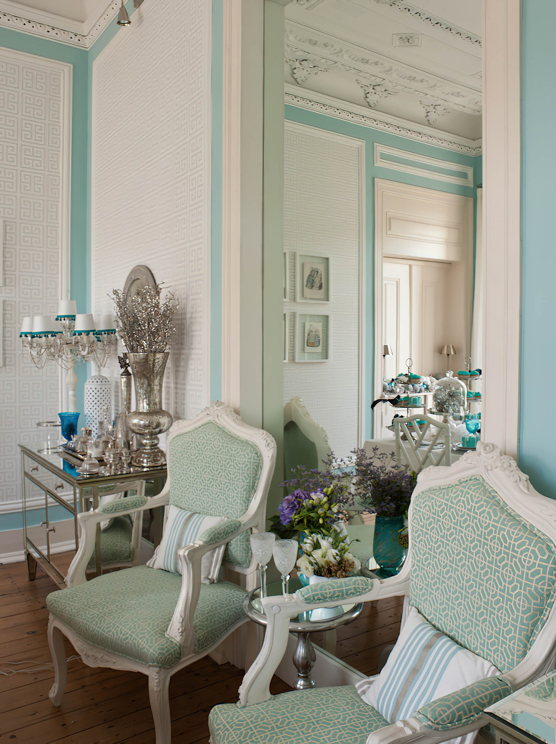 Chiado Charm Apartment Interior Design Lisbon, Portugal – Ana Antunes