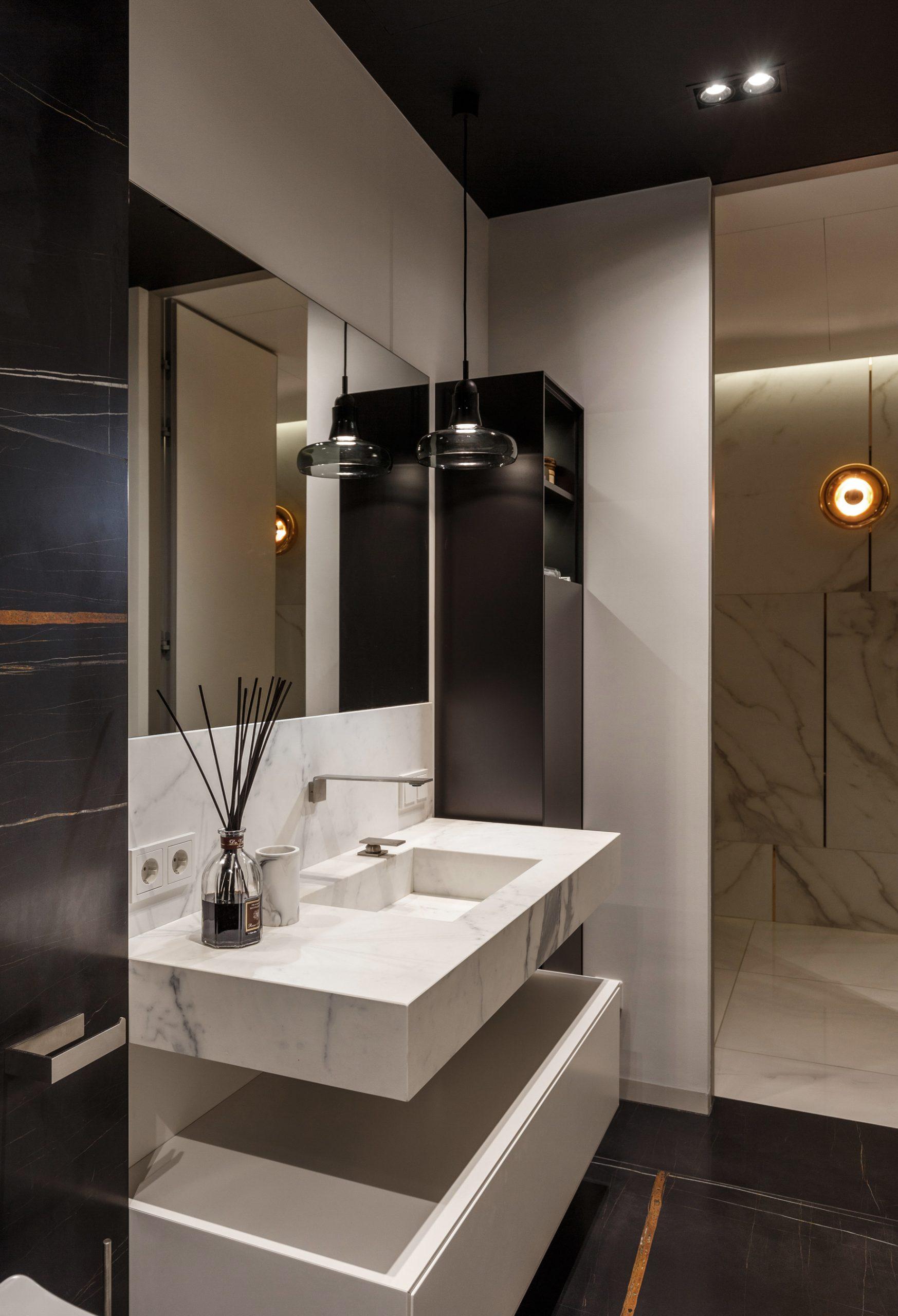 SHINE Luxury Apartment Interior Design Dnipro, Ukraine – Svoya Studio