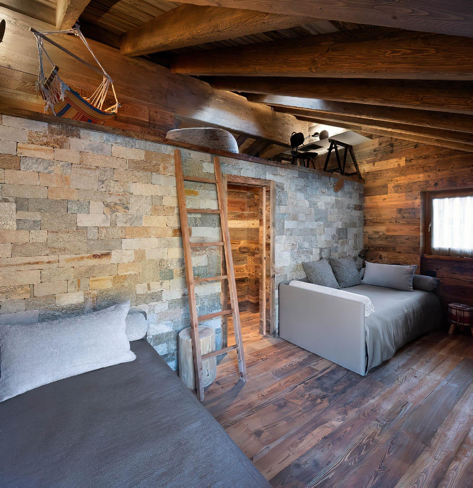 Aprica Chalet Interior Design Sondrio, Italy - Giuseppe Tortato