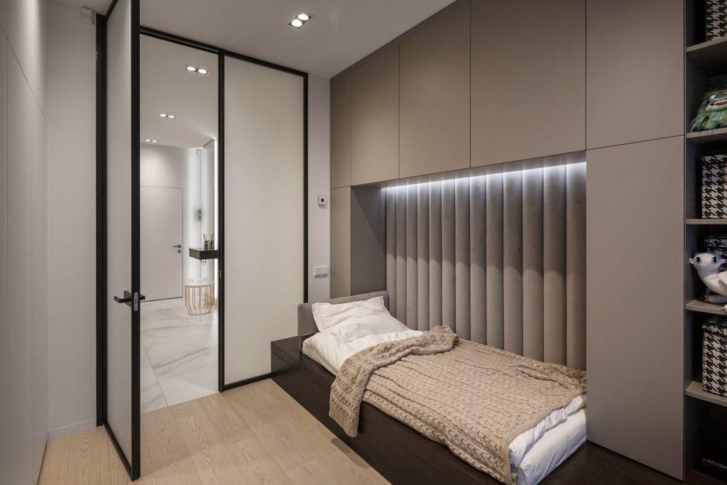 SHINE Luxury Apartment Interior Design Dnipro, Ukraine - Svoya Studio