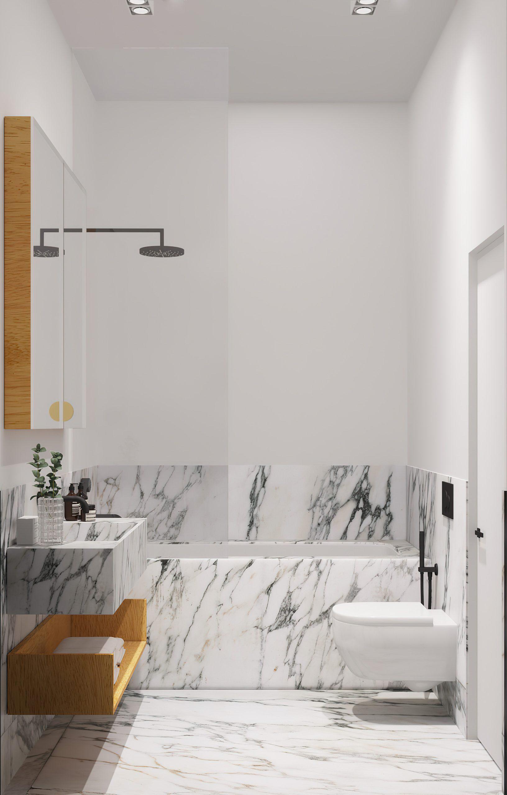 Parisian Apartment Interior Design New York, USA - Harry Nuriev