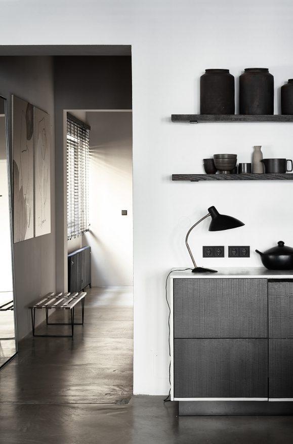 No Ordinary Apartment Interior Design Vienna, Austria - Annabell Kutucu