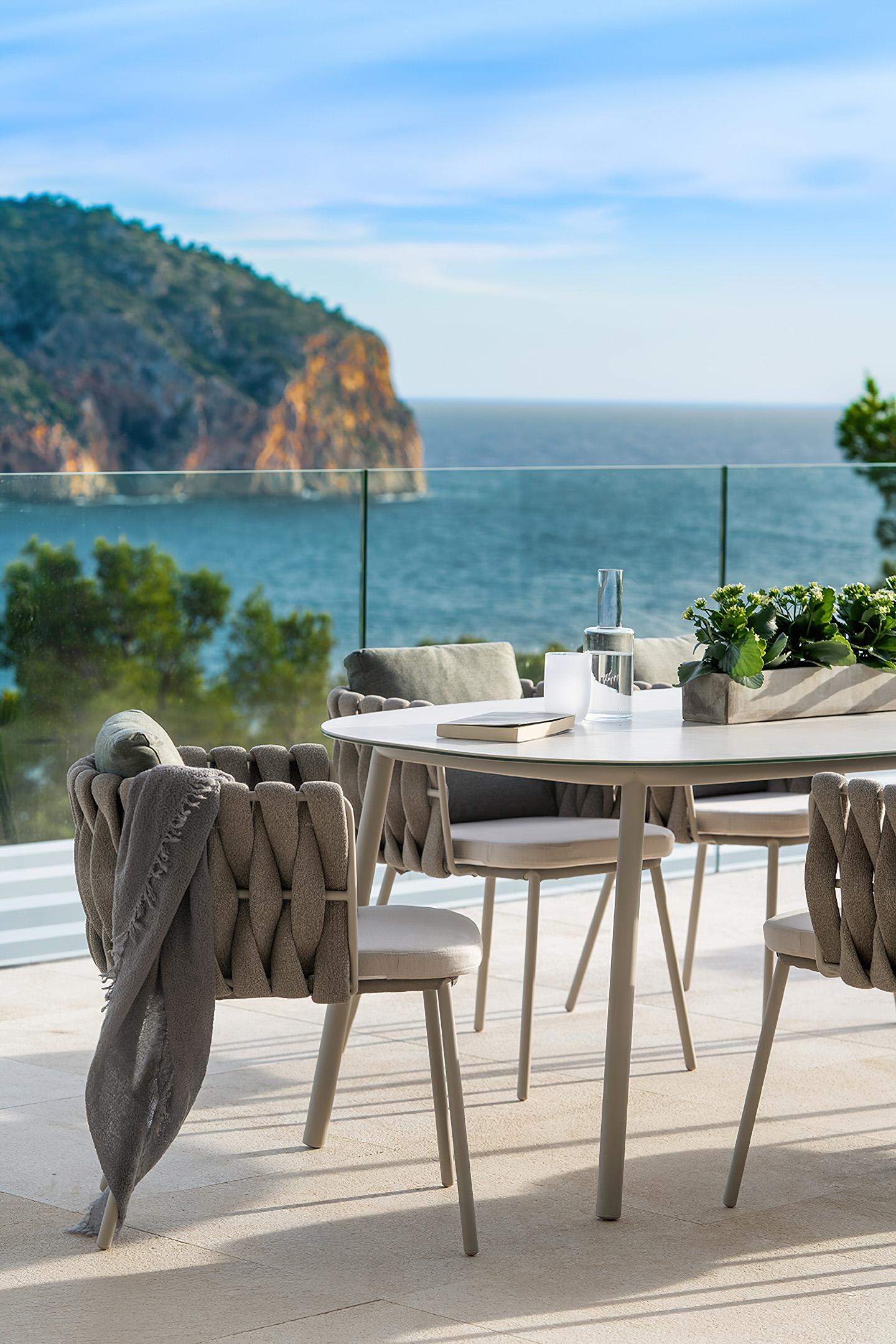Villa Statera Interior Design Camp de Mar, Mallorca, Spain – Terraza Balear