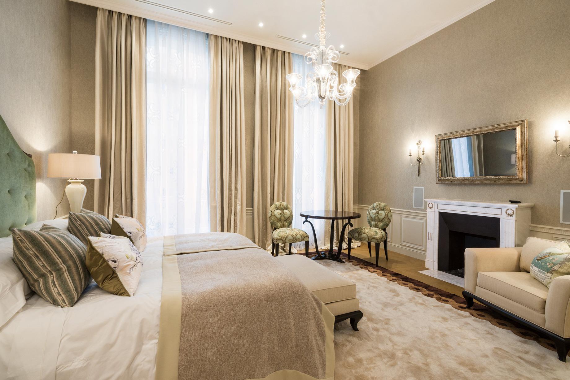 Avenue Foch Apartment Interior Design Paris, France – Kris Turnbull