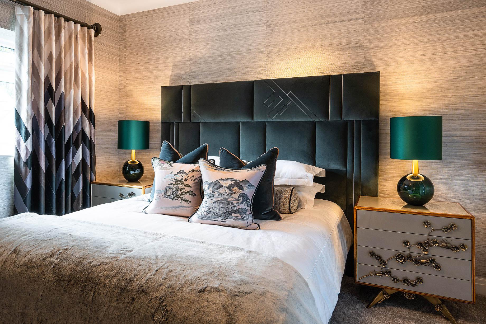 Kensington Home Interior Design London, UK - Kris Turnbull