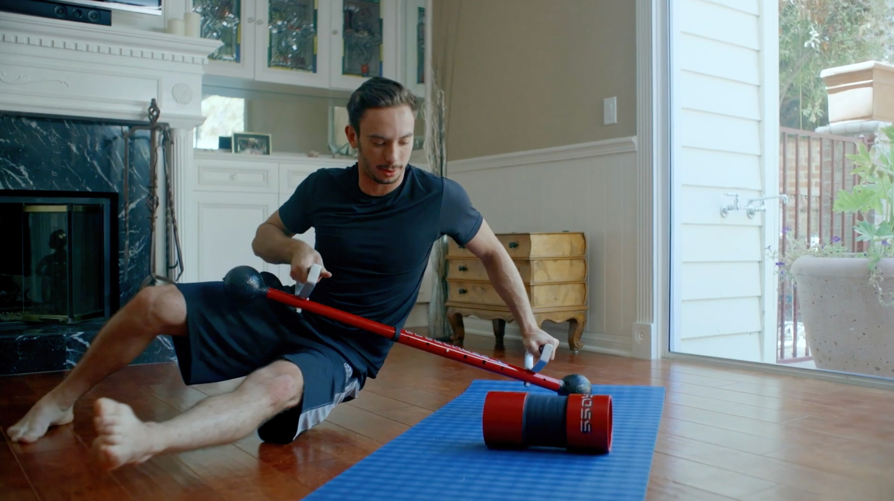 Workout Anywhere - How to Stay Fit at Home with EdgeCross-X