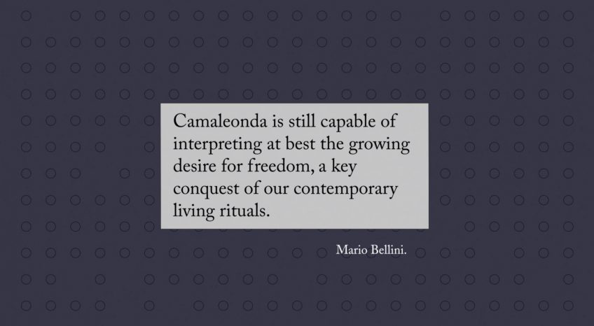 Camaleonda Classic Sofa Collection B&B Italia - Mario Bellini - Quote