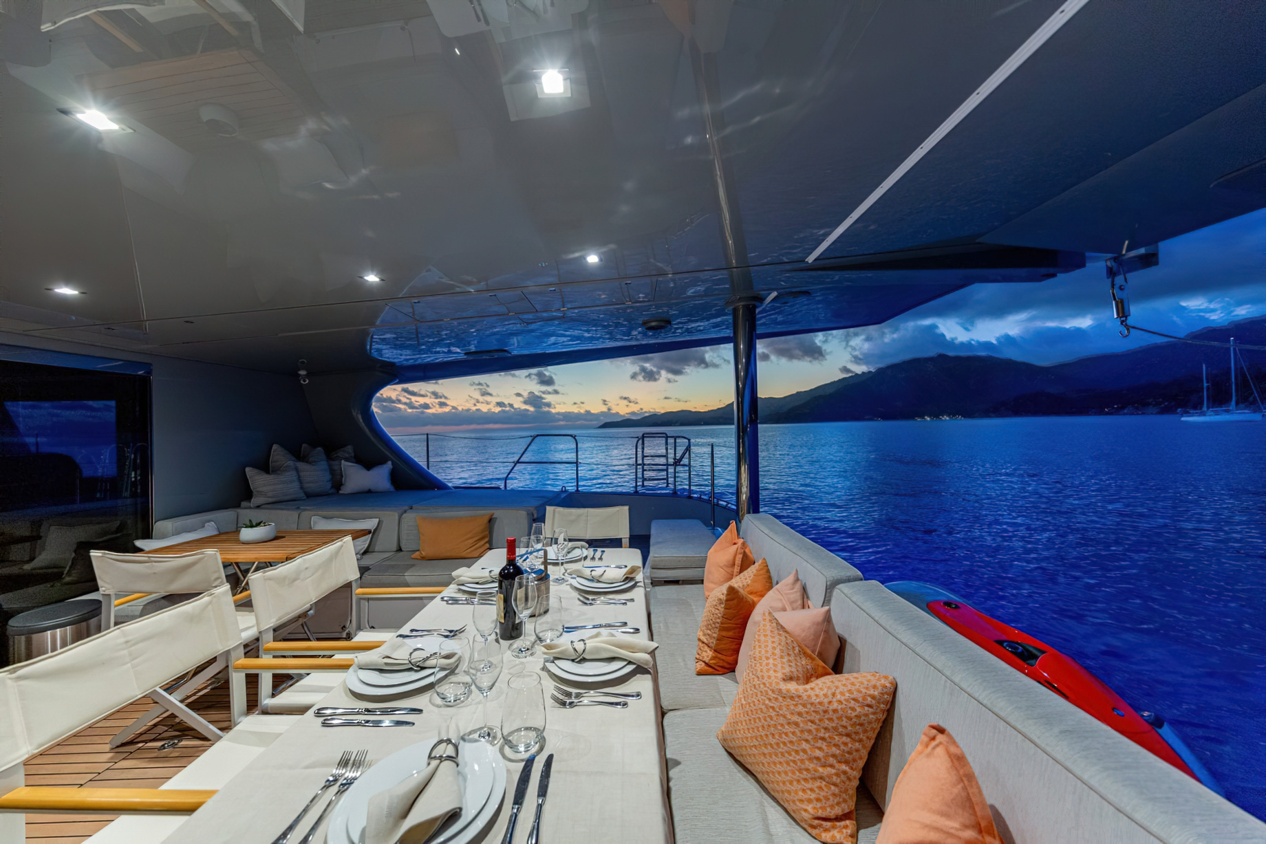 ADEA Yacht is a New Breed of Luxury Catamaran for Charter