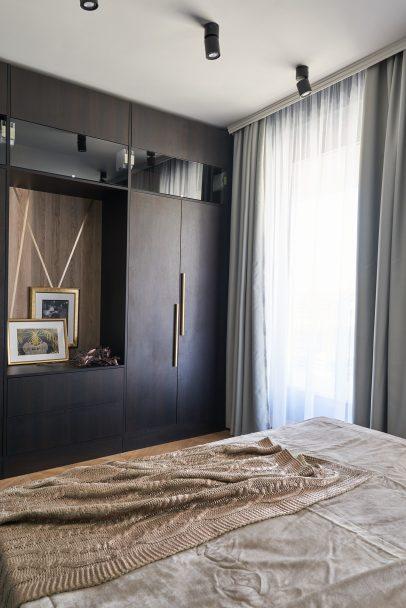 K40 Penthouse Interior Design Budapest, Hungary - Andrea Szakos