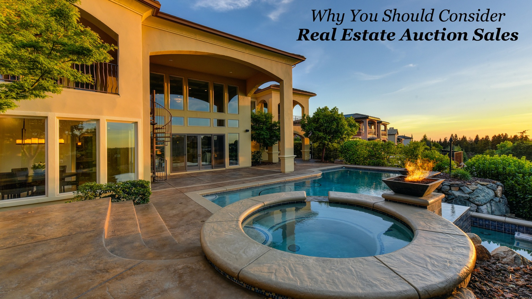 Why You Should Consider Real Estate Auction Sales