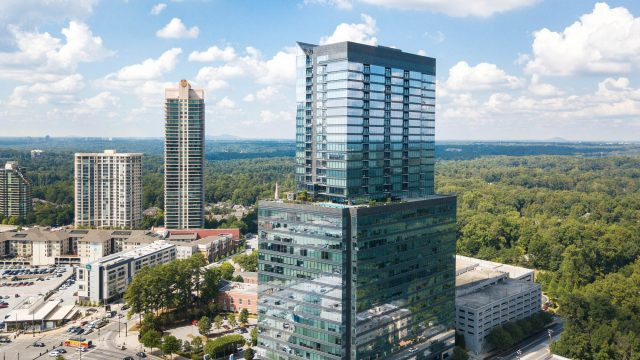 3630 Peachtree Rd NE, Unit 2307, Atlanta, GA, USA – Luxury Real Estate – Ritz-Carlton Residences Buckhead