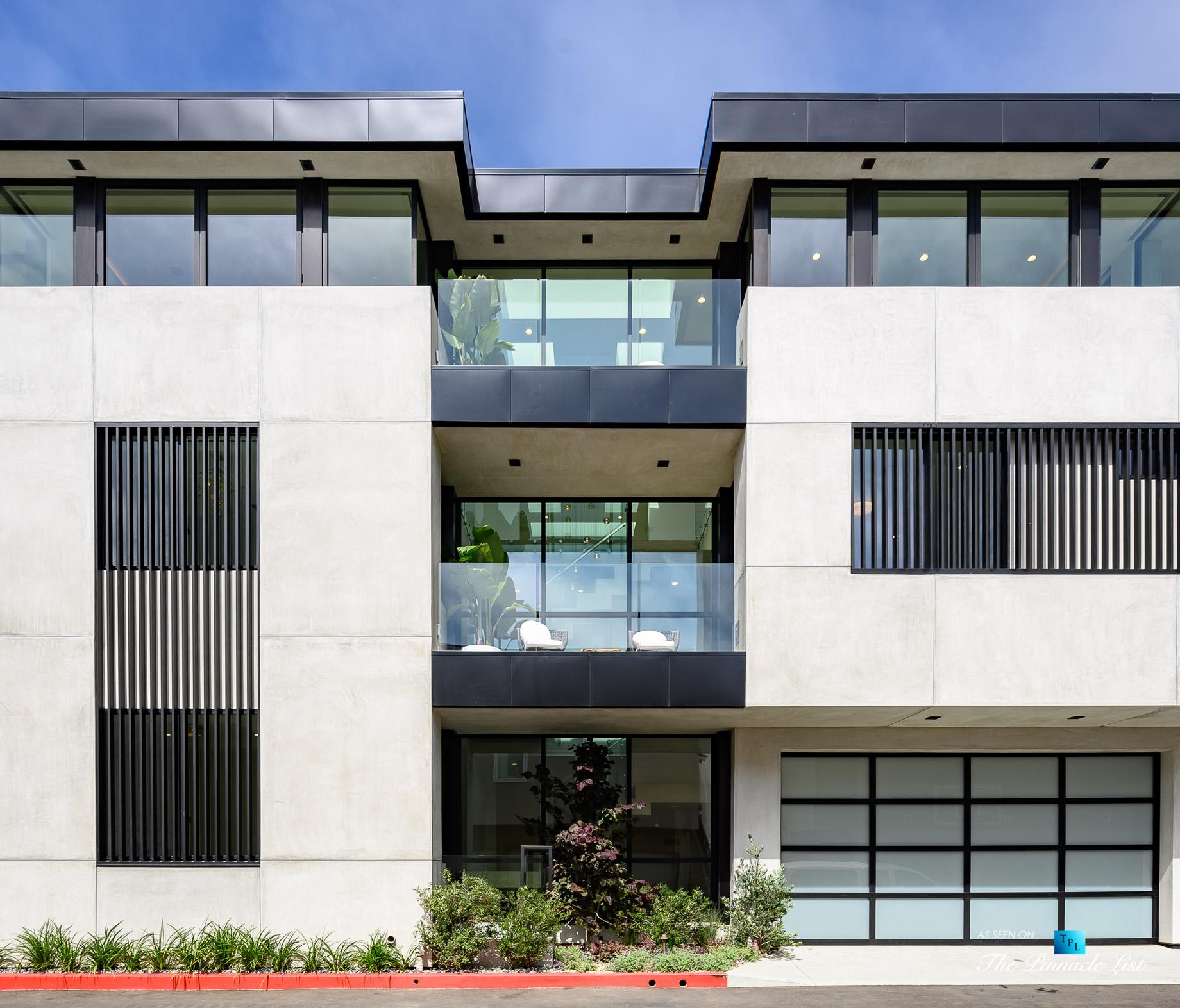 2016 Ocean Dr, Manhattan Beach, CA, USA – Front Facade – Luxury Real Estate – Modern Ocean View Home