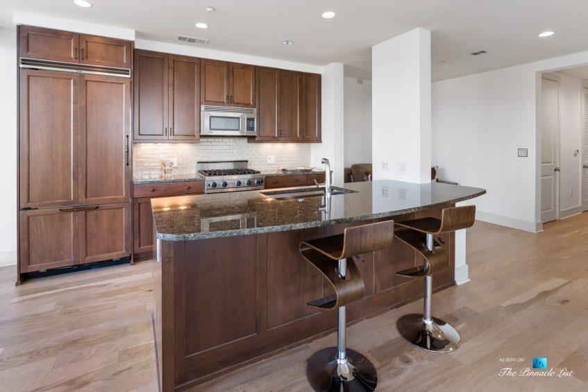 3630 Peachtree Rd NE, Unit 2808, Atlanta, GA, USA - Condo Kitchen - Luxury Real Estate - The Ritz-Carlton Residences Buckhead