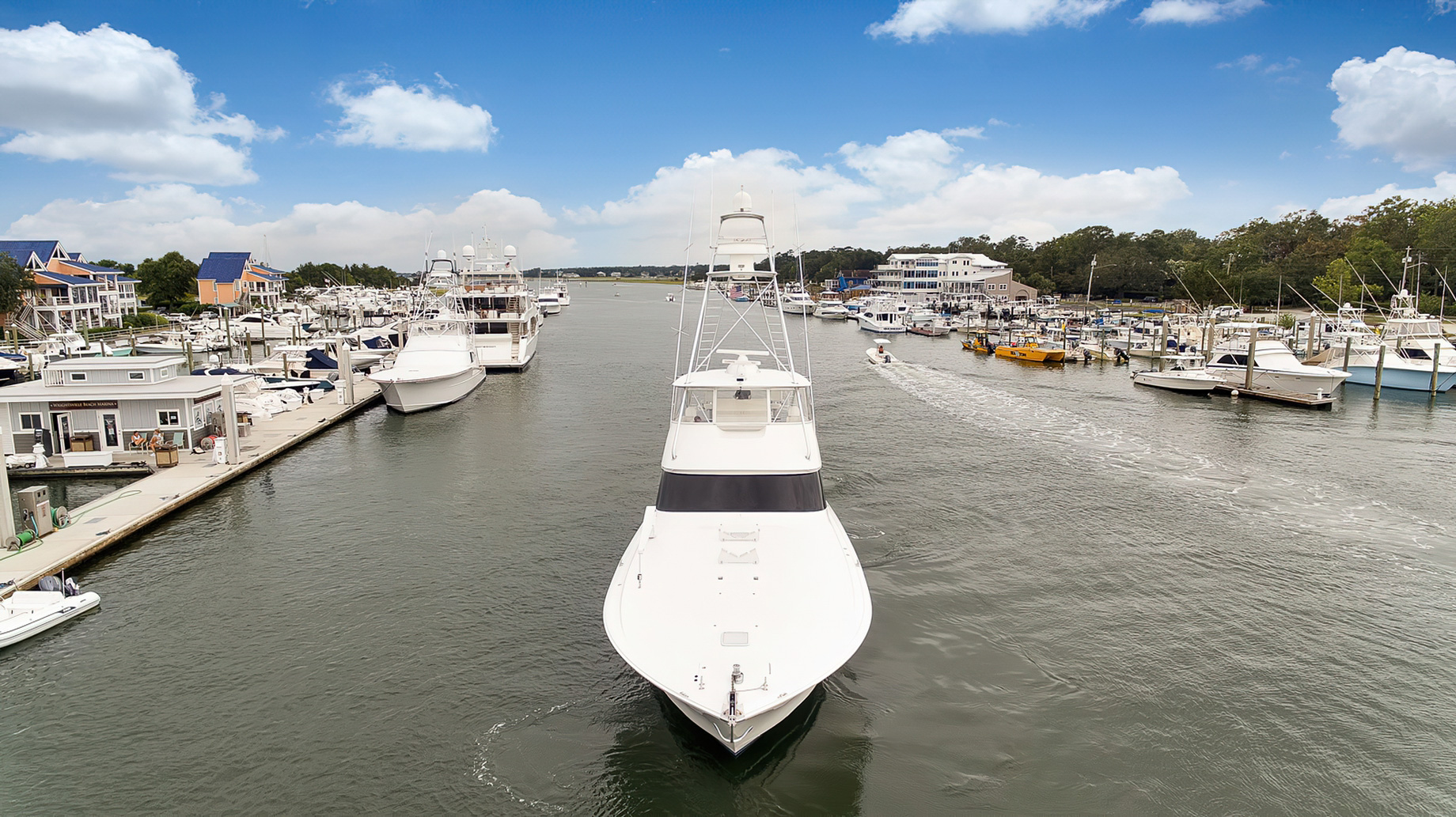 Rhino Fish Yacht - Some of The Best American-Made Yachts For Sale - Viking Yachts