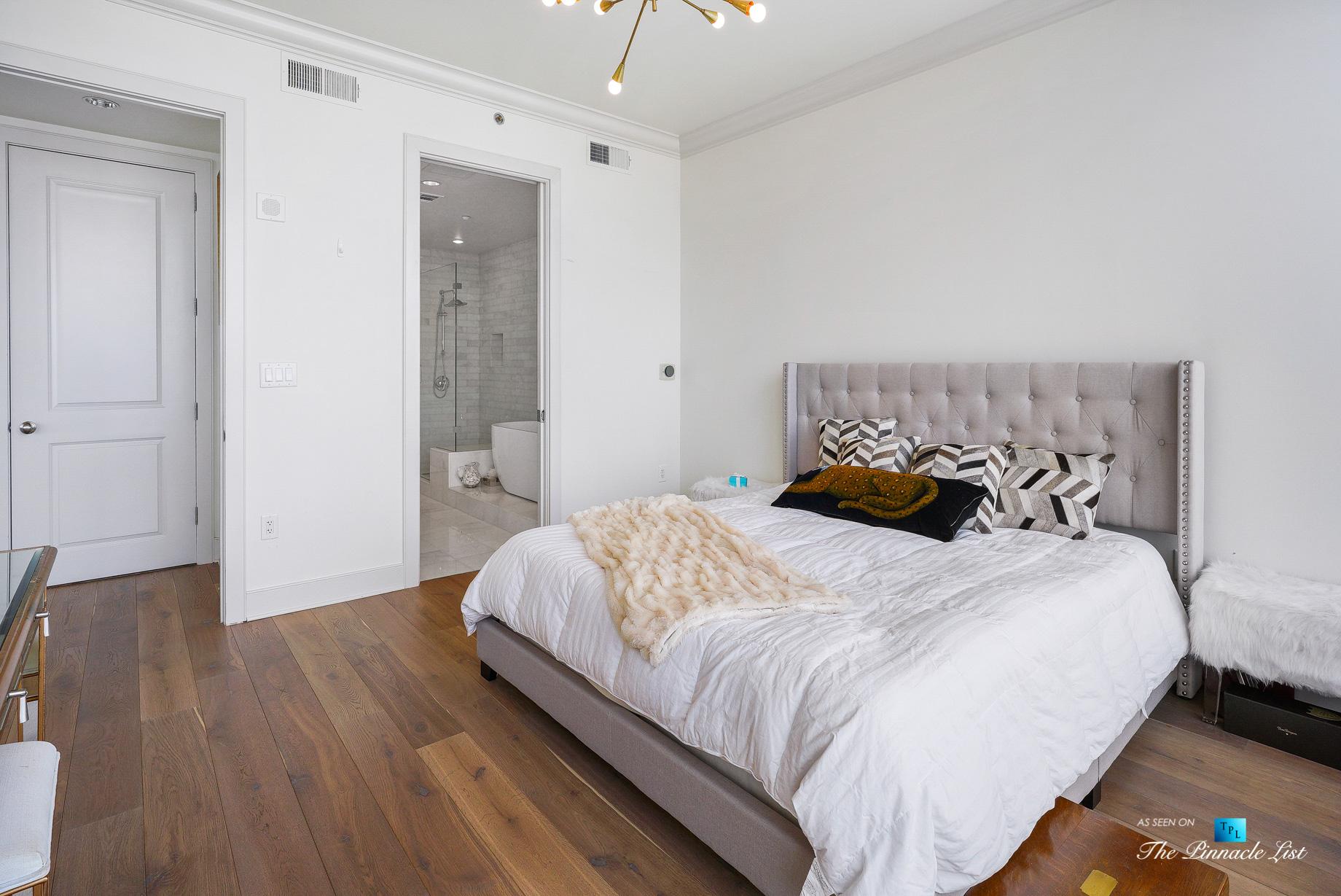 3630 Peachtree Rd NE, Unit 2307, Atlanta, GA, USA – Apartment Master Bedroom – Luxury Real Estate – Ritz-Carlton Residences Buckhead