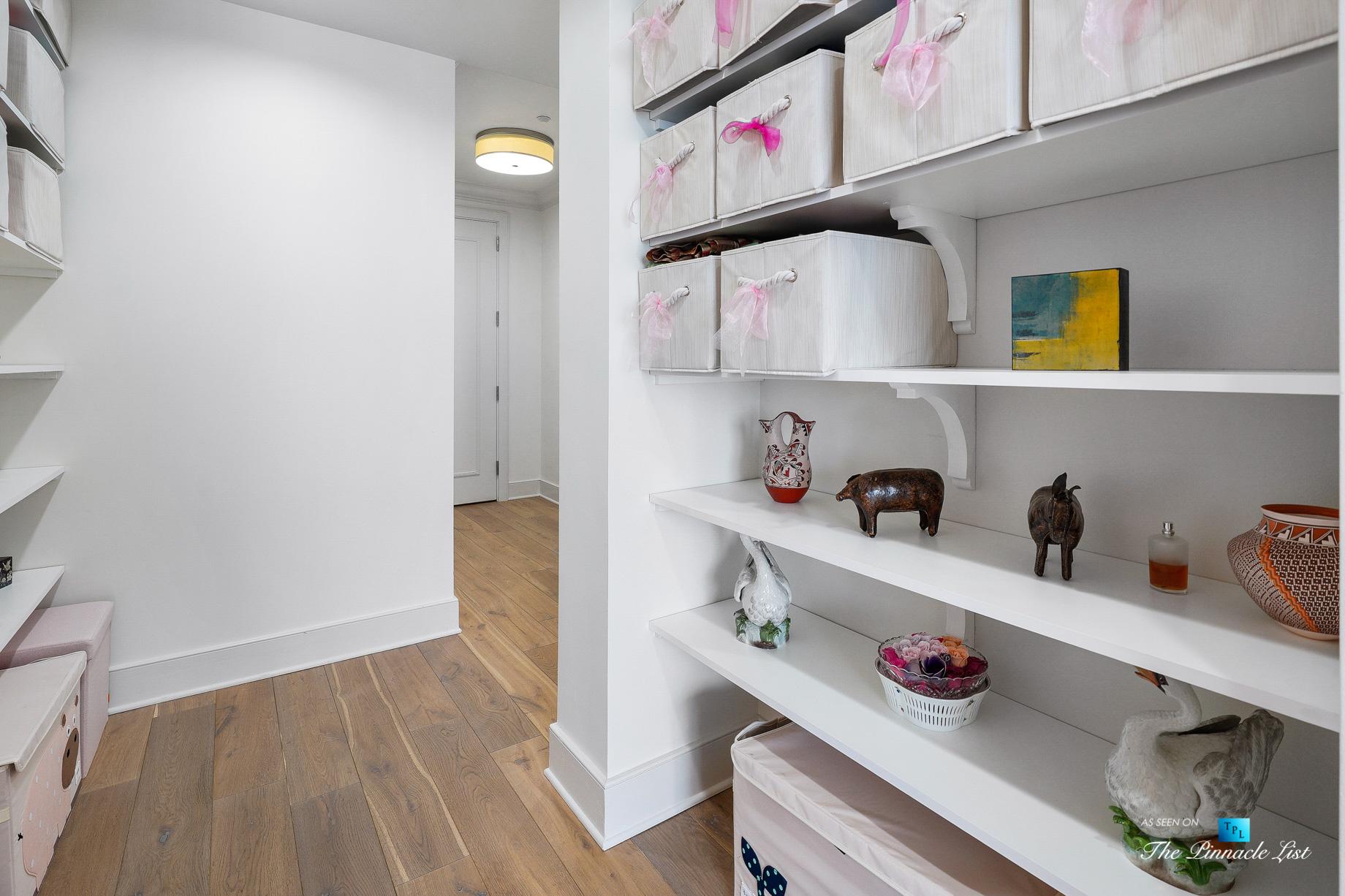 3630 Peachtree Rd NE, Unit 2307, Atlanta, GA, USA – Apartment Storage Shelves – Luxury Real Estate – Ritz-Carlton Residences Buckhead