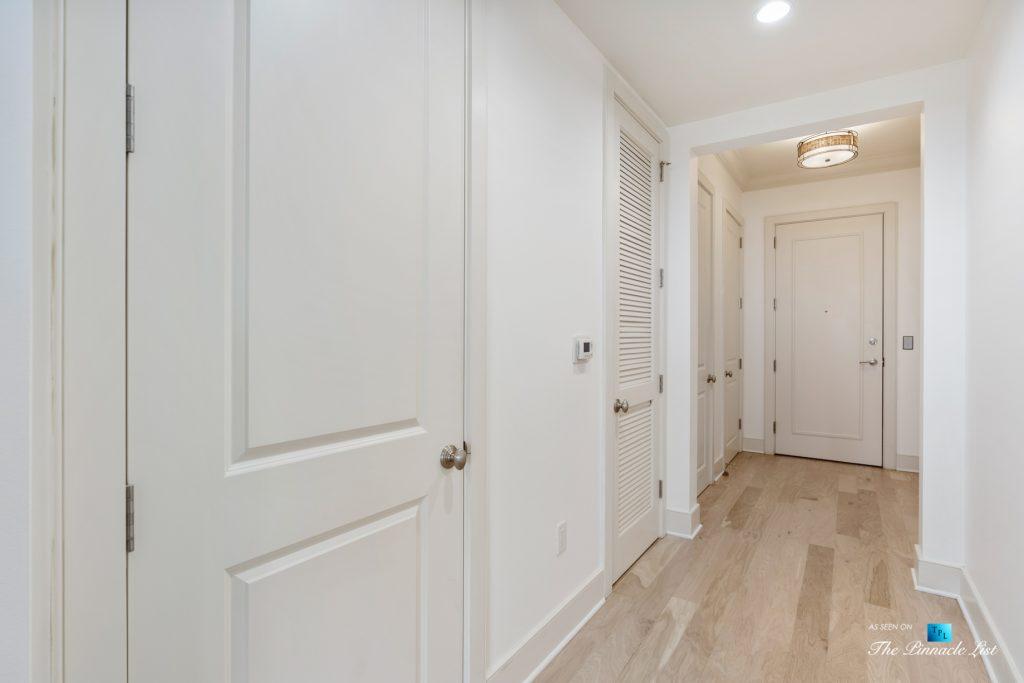 3630 Peachtree Rd NE, Unit 2808, Atlanta, GA, USA - Condo Front Door - Luxury Real Estate - The Ritz-Carlton Residences Buckhead