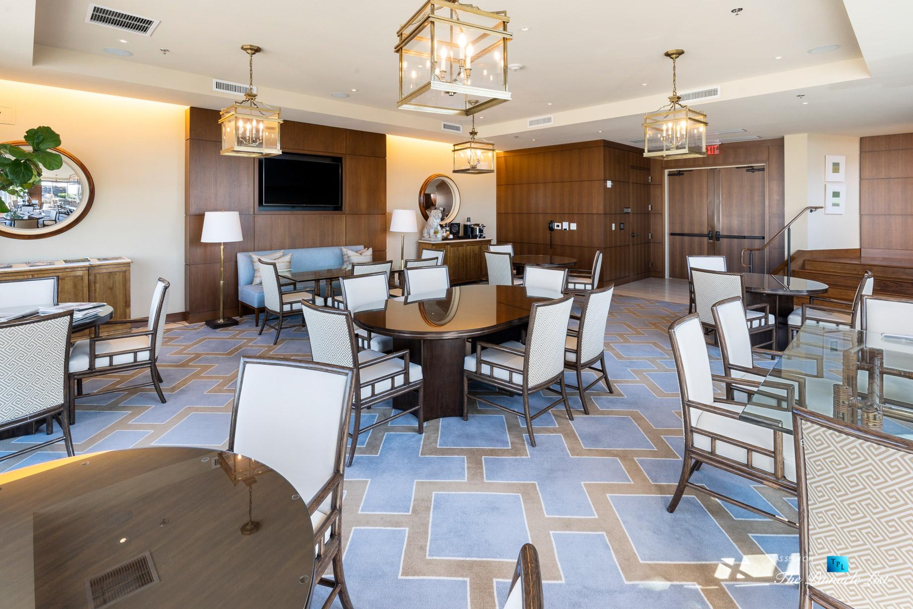 3630 Peachtree Rd NE, Unit 2307, Atlanta, GA, USA – Apartment Amenities Room – Luxury Real Estate – Ritz-Carlton Residences Buckhead