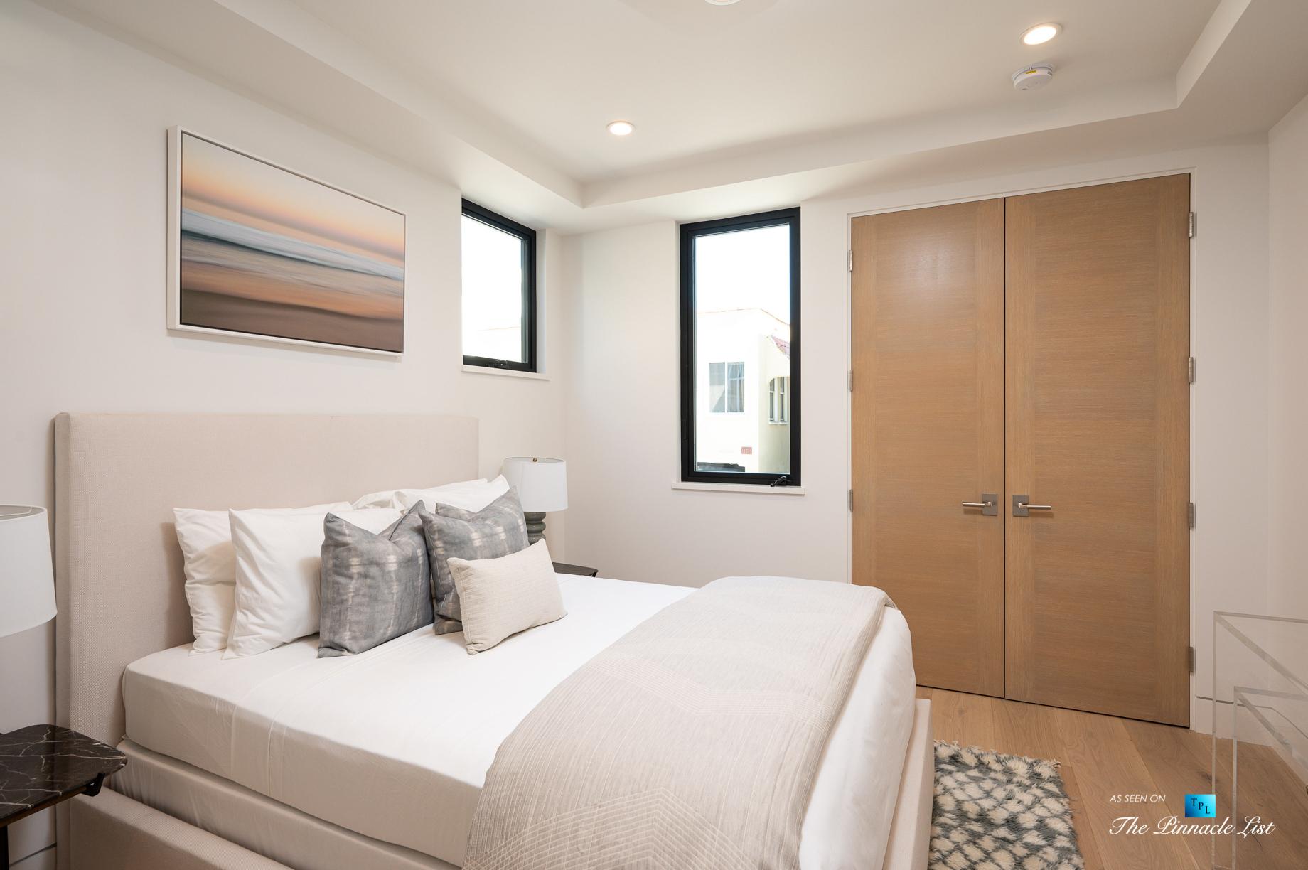 2016 Ocean Dr, Manhattan Beach, CA, USA - Bedroom - Luxury Real Estate - Modern Ocean View Home