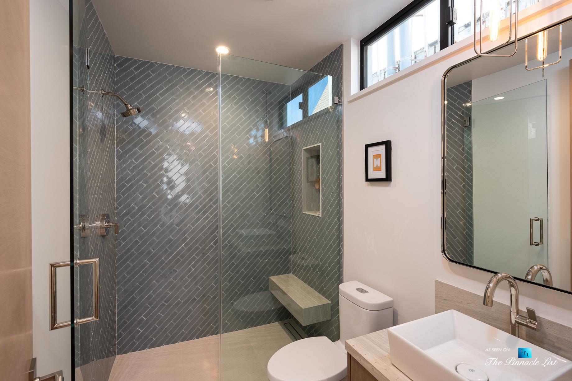 2016 Ocean Dr, Manhattan Beach, CA, USA – Bathroom – Luxury Real Estate – Modern Ocean View Home